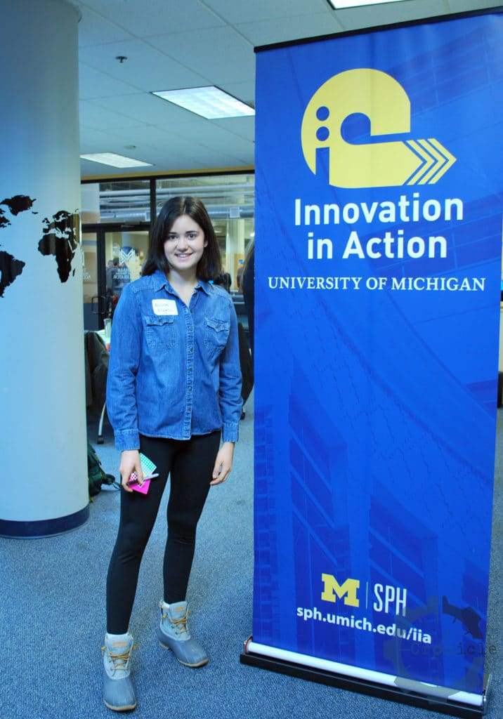 Alison Elgass, Busy Box, student entrepreneur, University of Michigan, TechArb, Innovation in Action