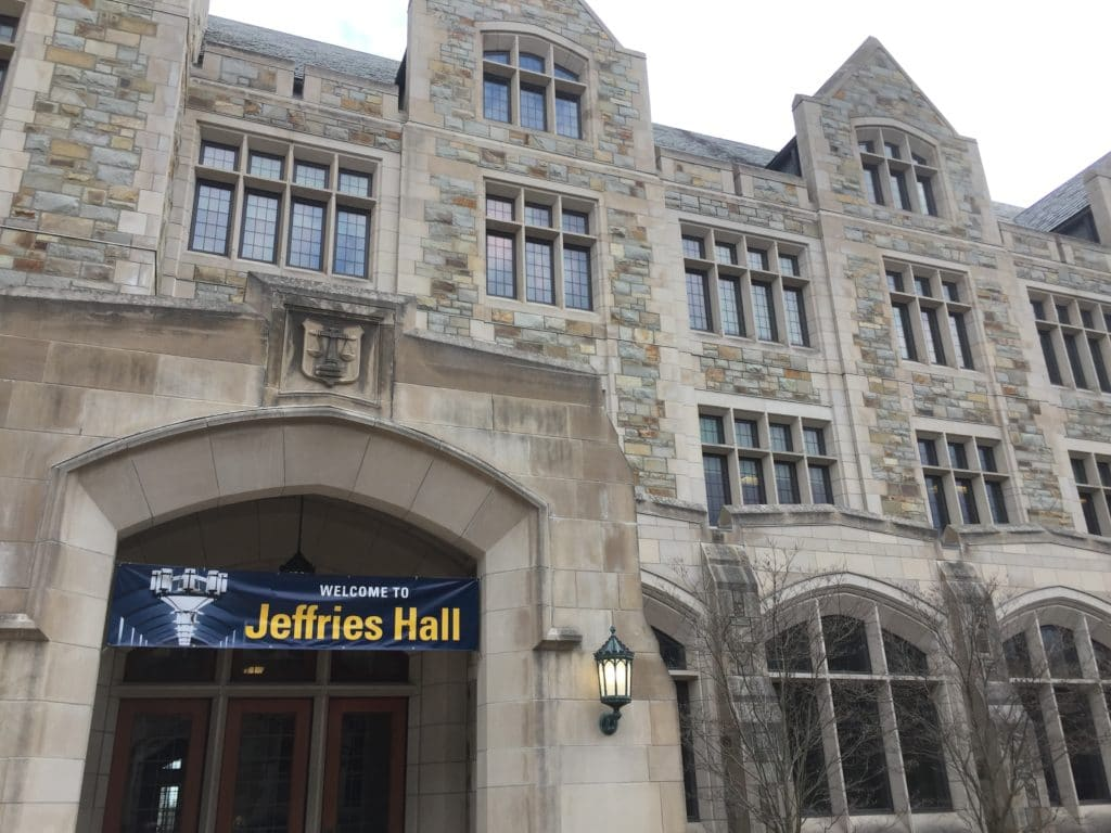 a2tech360, tech trek 2019, Ann Arbor news, Jeffries Hall, 2029, future of tech, Ann Arbor tech