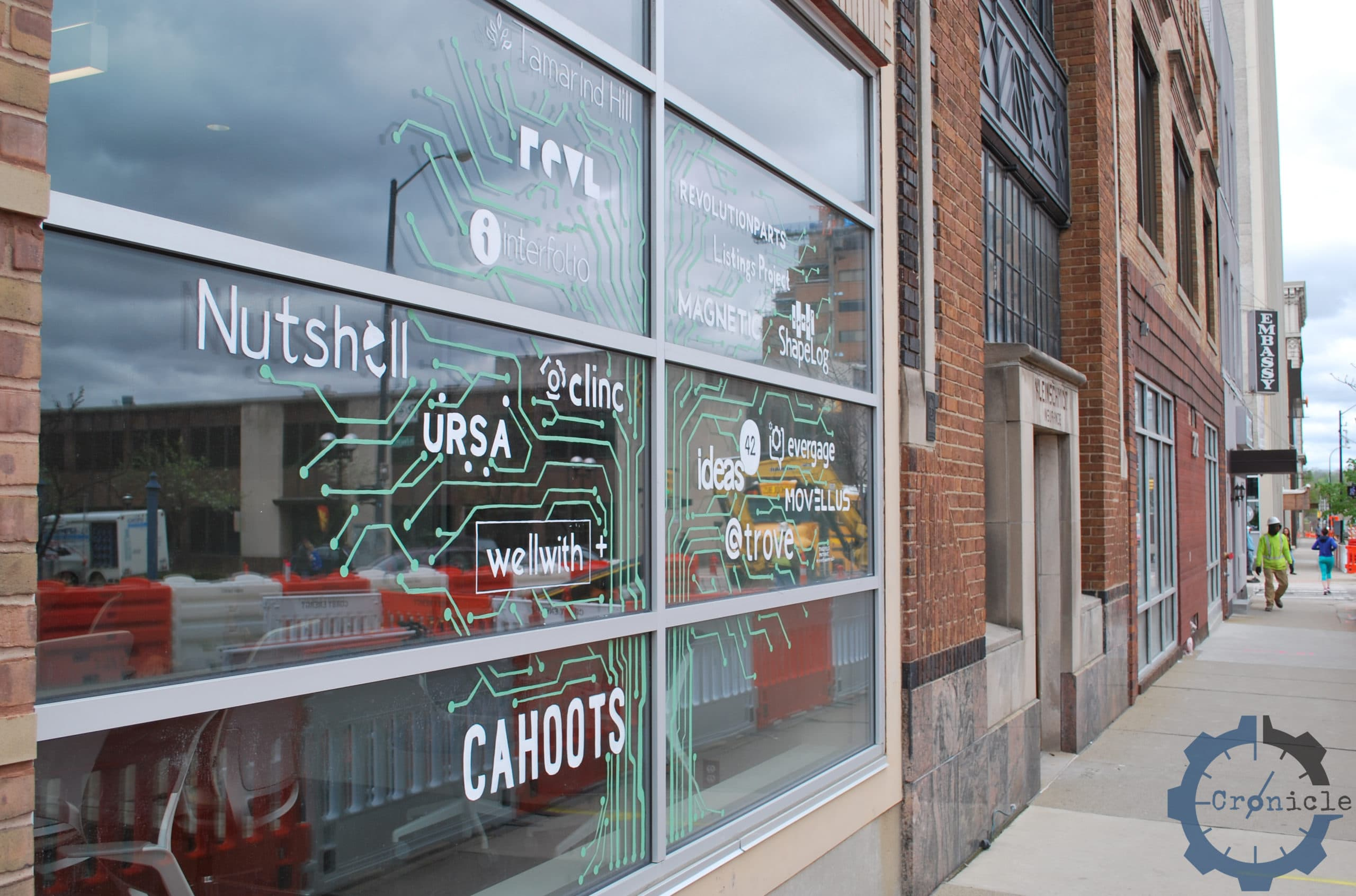 Cahoots, Ann Arbor coworking, coworking space, tech coworking, Ann Arbor tech, Clinc, Trove, Nutshell
