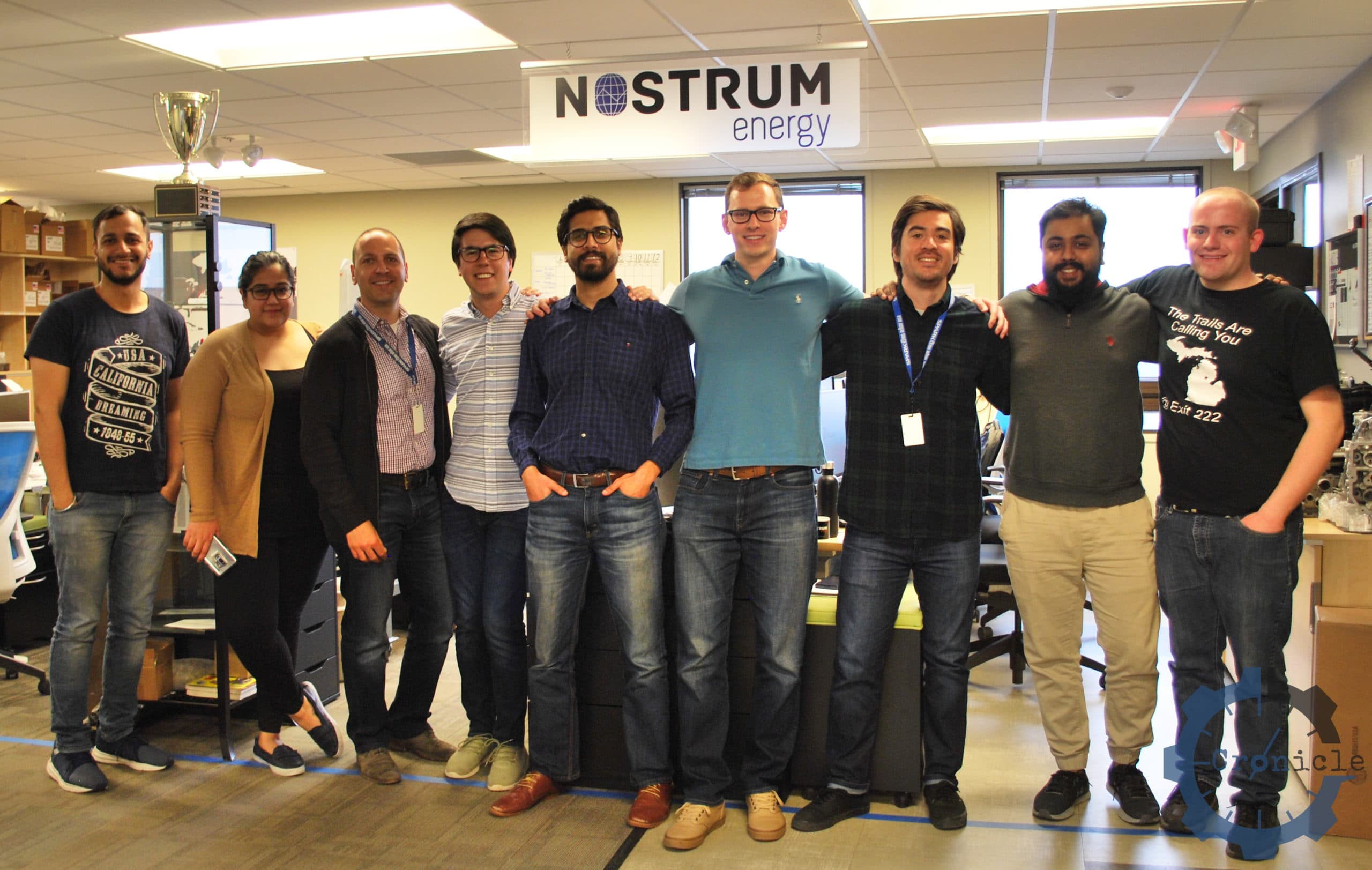 Nostrum Energy, Nostrum, automotive tech, engine tech, Ann Arbor Spark, Ann Arbor tech, Frank Loscrudato