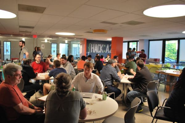 And We Leave You With Hack:A2 Hackathon