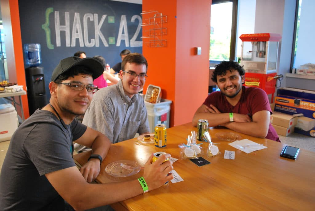 Hack:A2 hackathon, 2019 a2tech360, Ann Arbor tech week, Ann Arbor tech communities