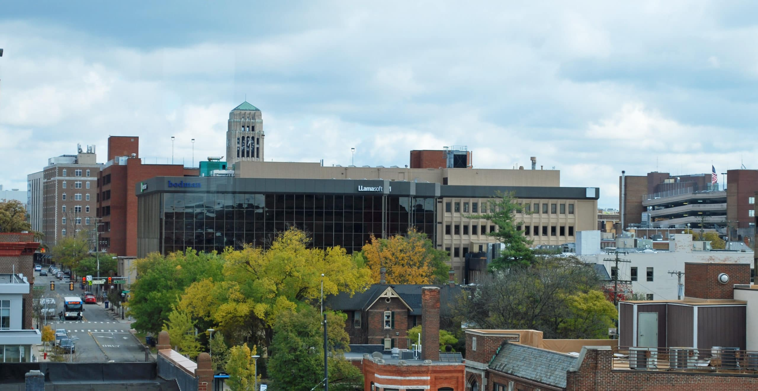 Ann Arbor tech, Ann Arbor skyline, Ann Arbor tech news, Cronicle Press