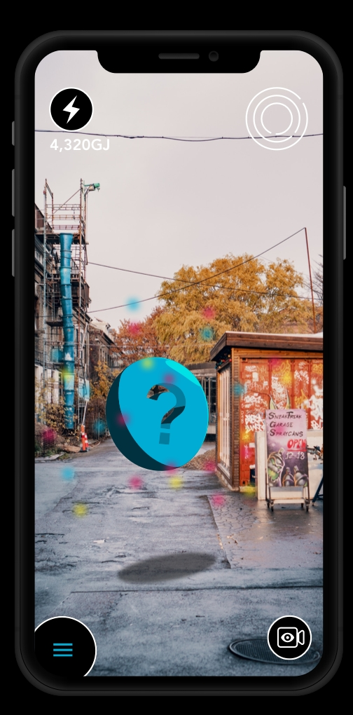 Scavenger Is An Augmented Reality Scavenger Hunt For Adults