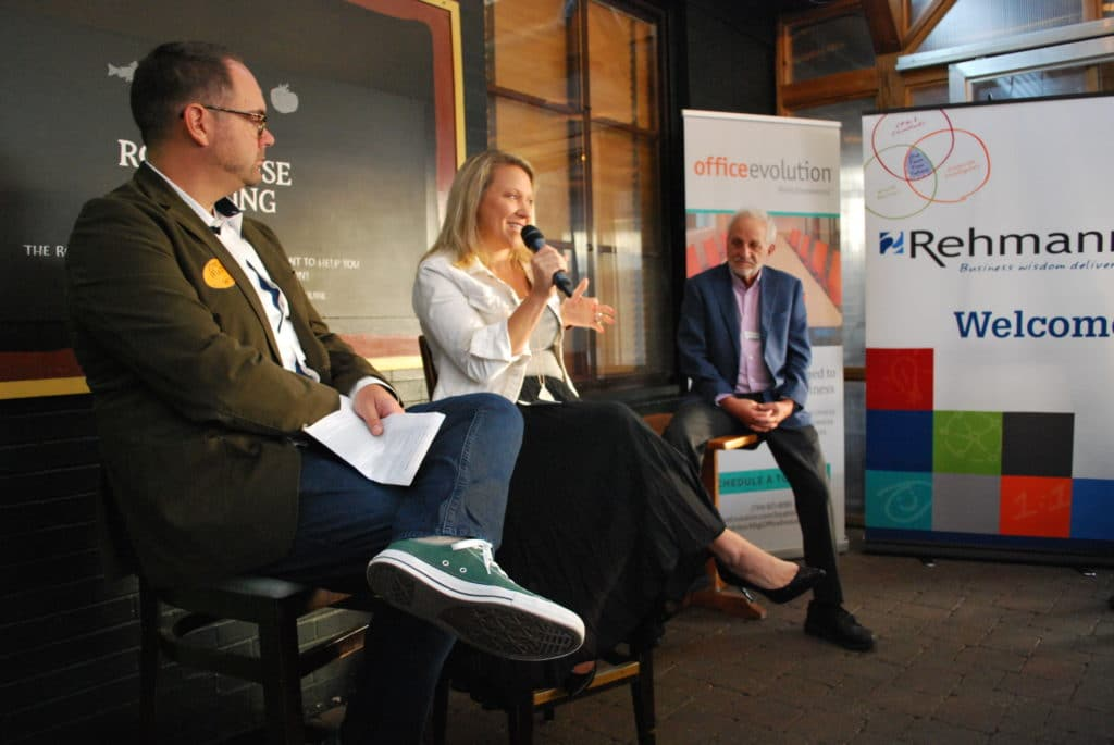 Rob Pasick's Leaders Connect Breakfast Brings Tech Leaders Together To Talk Google Culture