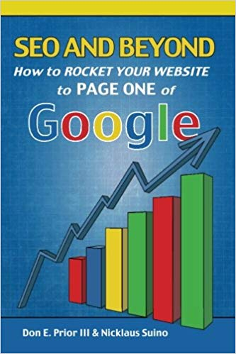 SEO book, business marketing book, Don Prior, Nicklaus Suino, Michigan SEO