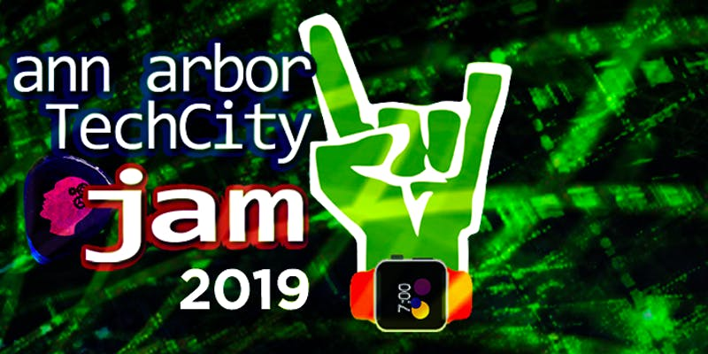 Ann Arbor Tech City Jam 2019, Michael Cole, Bank of Ann Arbor, Neutral Zone Ann Arbor, tech news Ann Arbor