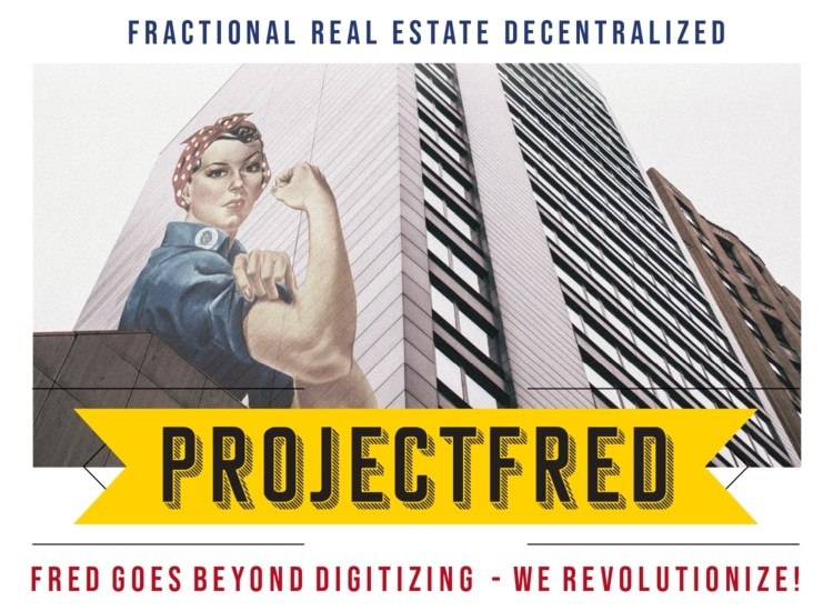 ProjectFRED, commercial real estate investment, real estate app, Heather Martel, Ann Arbor tech news, fintech startups, blockchain companies