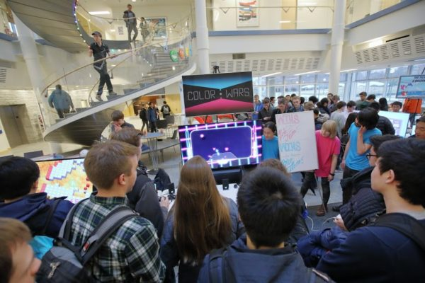 Check Out The EMU & U-M Student Video Game Showcase Wednesday