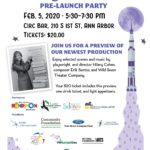 Wild Swan Theater Launches Coding To The Moon Production with Pre-Party Feb 5th