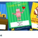 Send a Valentine to a Patient at Mott's Children's Hospital with Spellbound AR