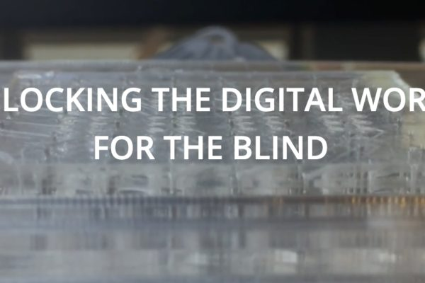 A Better Graphic Tablet for the Blind