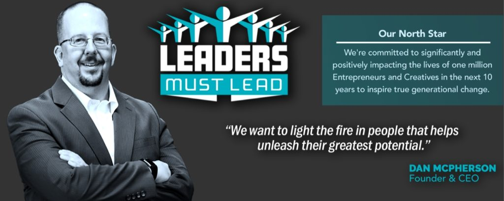 Ann Arbor business coach, Leaders Must Lead, Dan McPherson