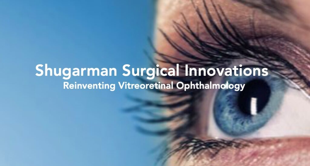 Shugarman Surgical Innovations, SSInnovations, Braden Shugarman, Dr. Richard Shugarman, University of Michigan, retinal specialists, SpecLite, eyelid speculum, medical startups, startup best practices, COVID-19 startup news