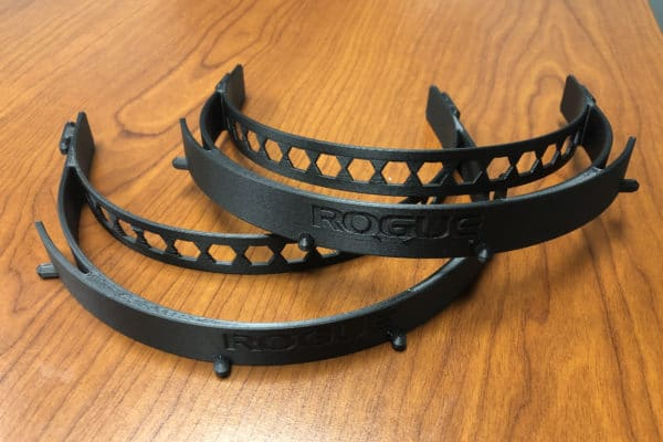 3D Print COVID-19 PPE Face Shields with a Design from Columbus Advanced Manufacturing Systems