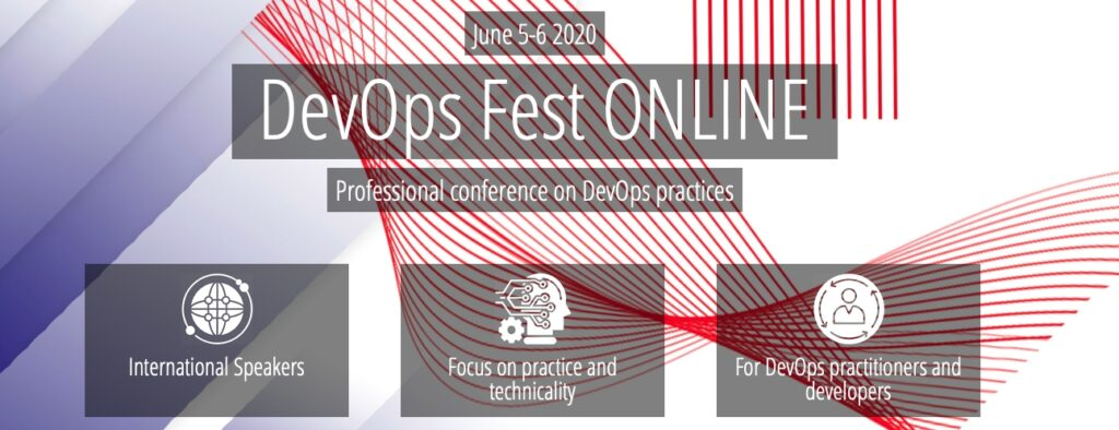 DevOps Fest, DevOps conferences online, online tech conferences May June 2020, global tech conferences May June 2020, COVID-19 online conferences
