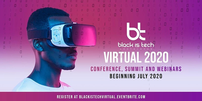 Online Tech Conferences & Events July 2020