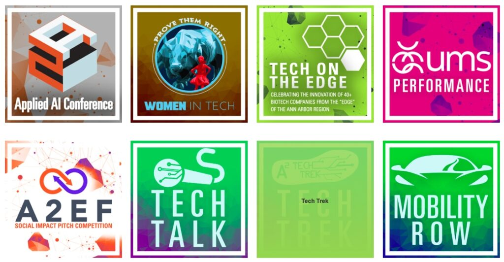 a2tech360 2020, Ann Arbor tech week 2020, Tech Trek 2020, Ann Arbor tech events virtual