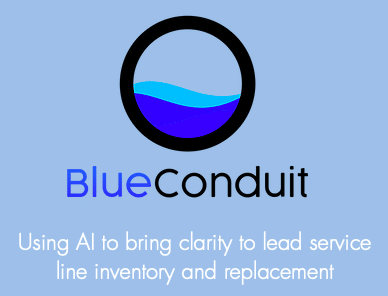 Blue Conduit, Flint lead pipe replacement, lead pipe AI predictive tech, AI for water quality, AI for lead pipe replacement