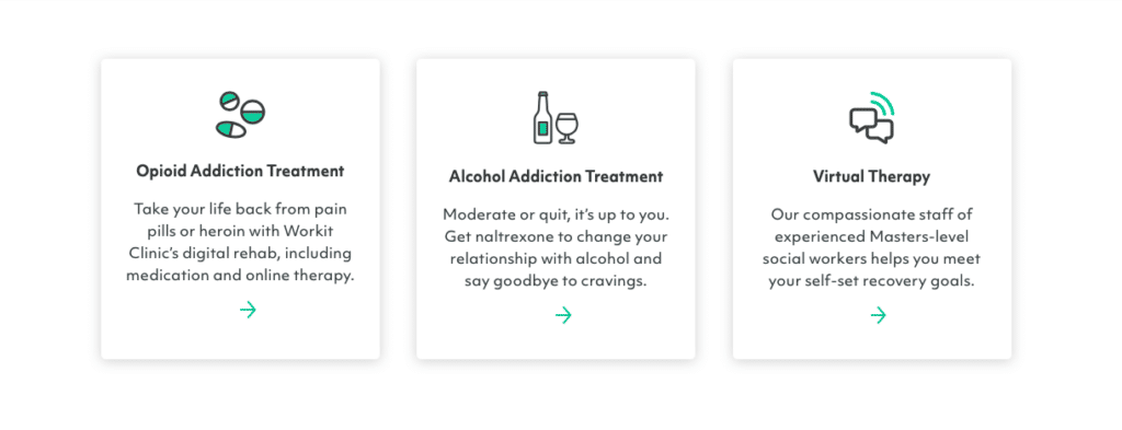 Workit Health, online addiction treatment, Ann Arbor tech startups, health tech, medical tech, Michigan addiction treatment