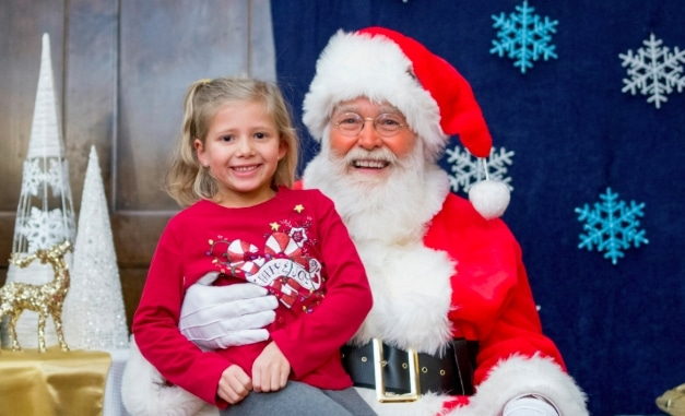 Visit With Santa Online Before Christmas