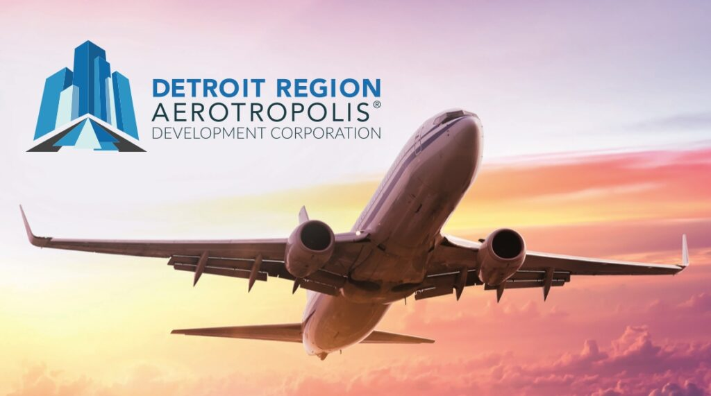 Detroit Aerotropolis, drone delivery, drone highway, sky highway, Detroit advanced manufacturing news, Detroit UASC news