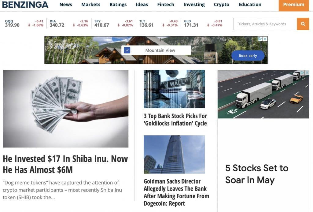 cryptocurrency investment news, how to invest in crypto, learn about crypto, Benzinga