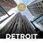 State of Detroit's Entrepreneurial Community: $800 million, 333% Increase in Capital, Attracted by Tech Startups