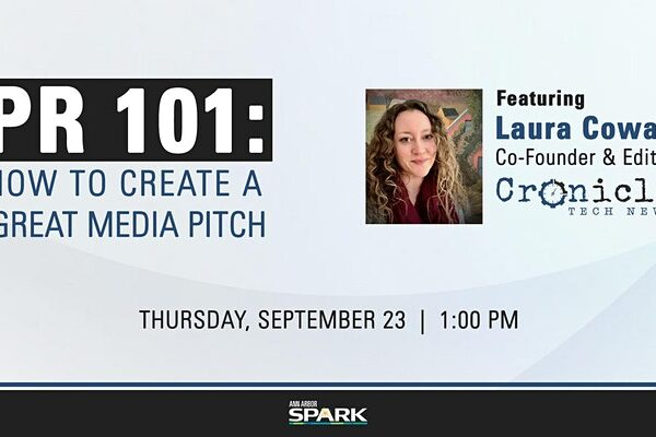 Join Cronicle & SPARK For PR Pitch 101: How To Create A Great Media Pitch