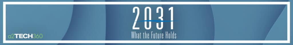 a2tech360, What The Future Holds 2031, Michigan tech industry forecasts 2021